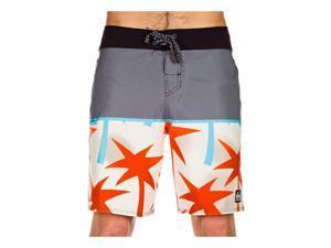 Quiksilver Mens Young Guns Swim Bottom Board Shorts kpc6 34