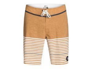 Quiksilver Mens East Side Stripe Swim Bottom Board Shorts cqv3 33