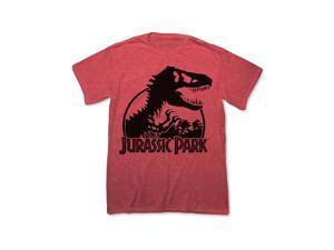 Fifth Sun Mens Big Bones Graphic T-Shirt redhtr 2XL
