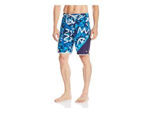 Quiksilver Mens AG47 New Wave 20 Swim Bottom Board Shorts byj6 33