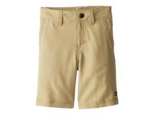 Quiksilver Boys Amphibians Swim Bottom Board Shorts cork 4T