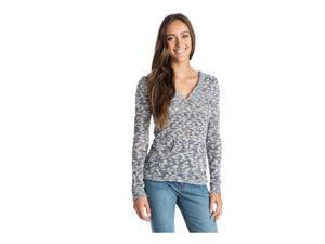 Roxy Womens Warm Heart Poncho Sweater xssp S