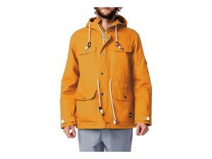RVCA Mens The Wright Anorak Jacket buckthorn XL