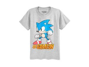 Sega Boys #GameOn Graphic T-Shirt athleticheather 7