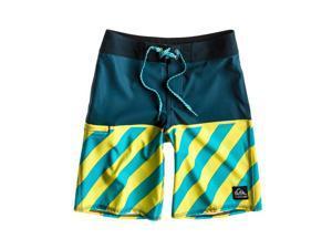 Quiksilver Mens Young Guns Swim Bottom Board Shorts brq6 31