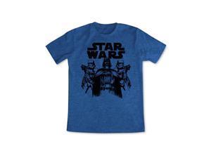 Fifth Sun Mens Basic Trio Graphic T-Shirt royal M