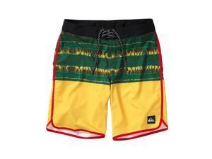 Quiksilver Mens Rebuff 20' Swim Bottom Board Shorts ygc6 30