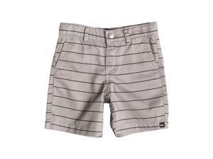 Quiksilver Boys Ying Yang Casual Chino Shorts smc0 30