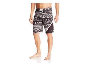 Quiksilver Mens AG47 New Wave 20' Swim Bottom Board Shorts kvj6 31