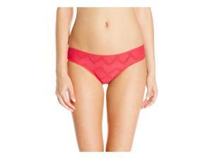 Roxy Womens Cheeky Scooter Bikini Swim Bottom mlr6 M