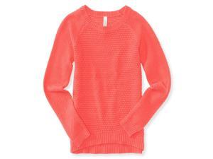 Aeropostale Womens Loose Knit Pullover Sweater 970 XL