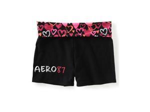 Aeropostale Womens Aero Yoga Athletic Sweat Shorts 667 XS