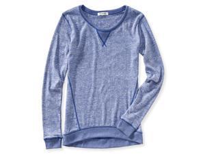 Aeropostale Womens Heathered Sweatshirt 431 L