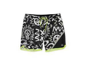 Quiksilver Mens AG47 New Wave 20 Swim Bottom Board Shorts smc6 33