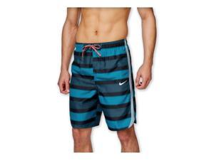 Nike Mens Yeah Buoy 9' Swim Bottom Board Shorts energy S