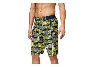 Nike Mens Atlas 11' Volley Swim Bottom Board Shorts oceanfog S