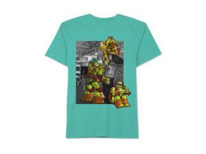 Nickelodeon Boys TMNT Arcade Graphic T-Shirt cockatooheather 7