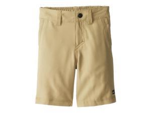 Quiksilver Boys Amphibians Swim Bottom Board Shorts cork 2T