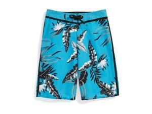 Quiksilver Boys Frames Madagascar Swim Bottom Board Shorts bmj0 24