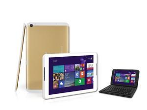 "IVIEW-800QW -8""  Quad Core , Windows 8.1 tablet with Intel Inside and Bluetooth Keyboard Case"