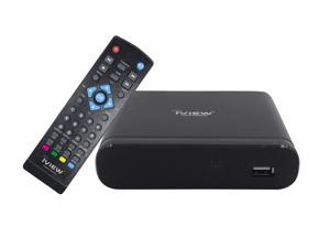 The IVIEW-3100STB is a true multimedia device that converts analog TV to digital. You can record programs in high-definition and watch them over and over again.