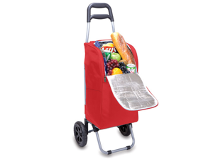Cart Cooler - Red