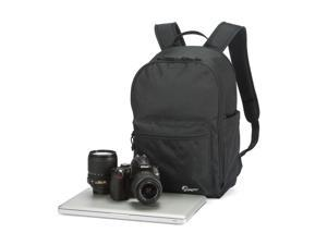 Lowepro Passport Black Digital Camera Laptop Backpack - Canon, Nikon, Sony DSLR