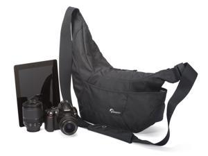Lowepro Passport Sling III DSLR Camera and Laptop Bag (Grey) for Canon, Nikon