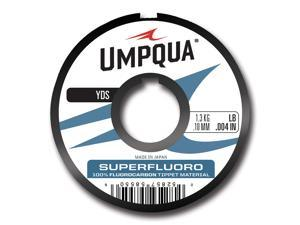 Umpqua Fly Fishing Super Fluorocarbon Tippet 30 Yds 0X