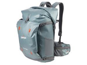 Umpqua Tongass 1800 Waterproof Back Pack Fly Fishing Organizer Steel Blue