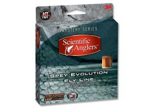 Scientific Anglers Mastery Spey Evolution Fly Line 680 Grain/9-10 wt Fly Fishing