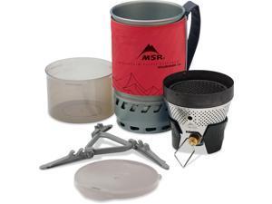 MSR WindBurner 1.0L Hiking Backpacking Camping Portable Windproof Stove System