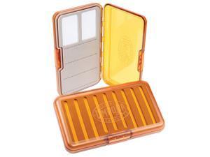 Umpqua Fly Fishing UPG Fly Box Magnum Midge Orange Weatherproof