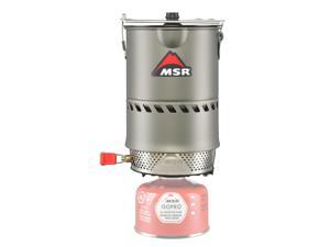 MSR Reactor 1.0L Hiking Backpacking Camping Portable Windproof Stove System