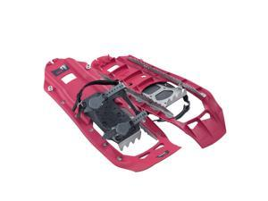 MSR Evo 22-Inch Red Ice Walking Snow Camping Hiking Backpacking Snowshoes