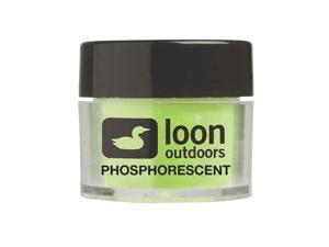 Loon Outdoors Fly Tying Powder: Phosphorescent for Customizing UV Cured Resins
