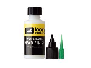Loon Outdoors Water Based Medium Thick Head Finish System Fly Tying Fishing