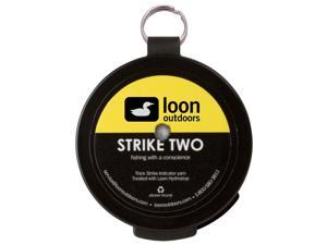 Loon Outdoors Strike Two White Fly Fishing Indicators
