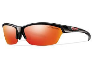 Smith Approach Sunglasses Black Interchangeable UV Lenses UV Protection NEW