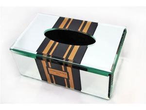 LIANG THING, Treasured Mirror Tissue Box - Rectangular Shaped / Bath / Bath Set / Bathroom Accessories