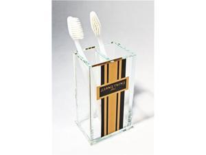 LIANG THING, Treasured Glass Toothbrush Holder / Bath / Bath Set / Bathroom Accessories