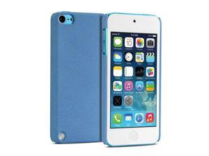 GMYLE(R) Shakespeare Blue Slim Fit Snap On Protective Hard Shell Back Case for iPod touch 5