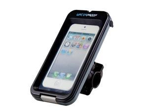 Heavy Duty Waterproof Case Cover Holder Bike Cycling Handlebar (16mm - 24mm) Mount for iphone 5 5S 5C Galaxy S3 S4