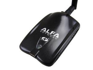 ALFA Network AWUS036NHA Atheros AR9271 2000mW 802.11b/g/n Wireless-N USB WLAN Adapter with 5dBi Antenna