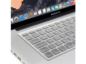 Transparent Silicon Keyboard Cover for Macbook Air Pro 13 15 15 Pro Retina 17 UK model