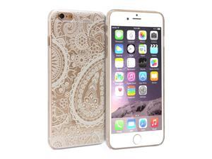 iPhone 6 Case, GMYLE Snap Cover GlossyPaisley Pattern for iPhone 6 -  Paisley Pattern Slim Fit Snap On Protective Hard S