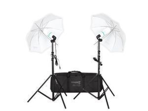 Square Perfect Premium Photo Studio Lighting Umbrella Stand Full Spectrum Lights