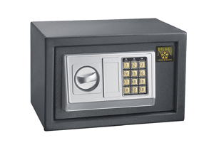 Paragon Lock & Safe Electronic Safe .28 CF Jewelry Home Security Digital Heavy Duty