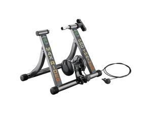 RAD Cycle Bike Trainer Indoor Bicycle Exercise Six Levels of Resistance Work Out