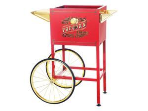 Red Replacement Cart for Larger Princeton Style Great Northern Popcorn Machines